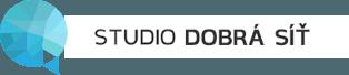 Studio Dobrá síť - logo